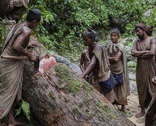 İşte dünyanın en ilginç kabilesi