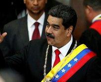 Darbe girişimi sonrası Maduro'dan flaş açıklama!