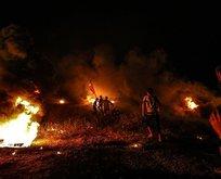 İsrail güçleri acımasızca saldırıyor