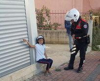 Saçları kısa kesildiği için annesiyle tartıştı! Devreye polis girdi