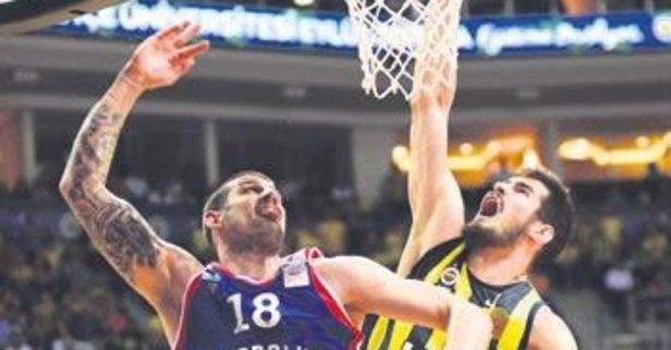 A.Efes&Fenerbahçe Avrupa sahnesinde