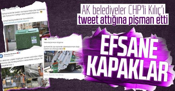 AK belediyelerden CHP'li belediyeye efsane cevaplar