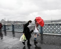 Meteorolojiden Marmara ve Karadeniz'e fırtına uyarısı