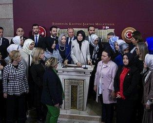 CHP'li Özkoç'a AK Partili vekillerden kınama