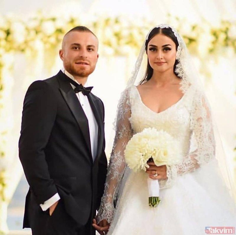 Diriliş Ertuğrul'un Halime Hatun'u Esra Bilgiç ile boşanan Gökhan Töre yakalanınca...