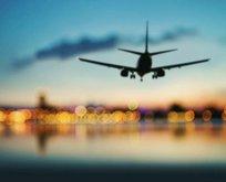 Elektronik sigara uçak indirdi