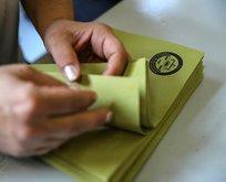 İstanbul'da oy verme işlemi sürüyor!