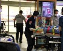 Kahvehanede silahlı kavga: 2 ölü, 1 yaralı