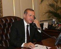 Başkan Erdoğan Mehmetçikle bayramlaştı