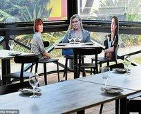 Avustralya'dan kafe ve restronlar açıldı!