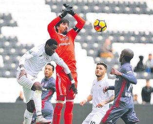 Beşiktaş tat vermedi