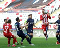 Antalyaspor yenilgi yüzü görmüyor