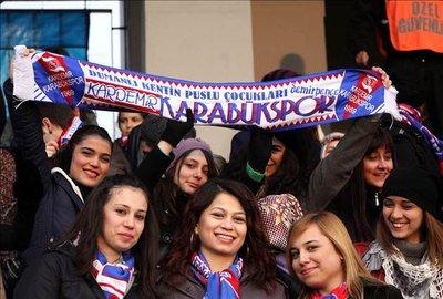 Karabükspor-Trabzonspor