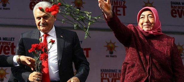 Yıldırım çiftinden Türk Kızılayına kurban bağışı