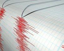 Egede korkutan deprem!