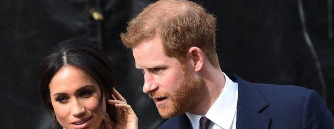 Meghan Marklea Kensington Sarayından sert uyarı: Daha az Hollywood yıldızı gibi giyin!