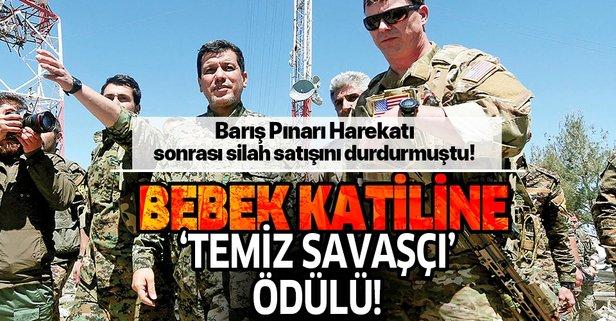 Kanada'dan Mazlum Kobani'ye ödül!