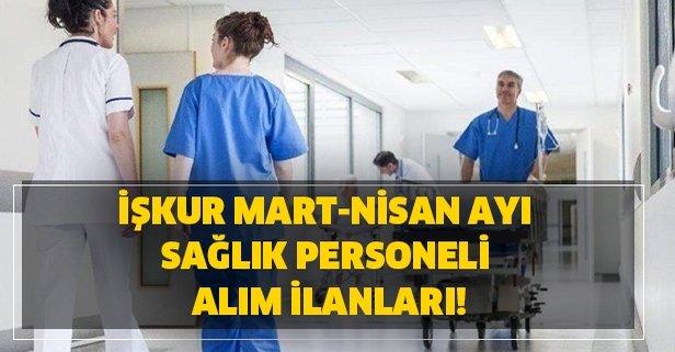 Hastanelere 485 personel alımı başvuru şartları nedir?