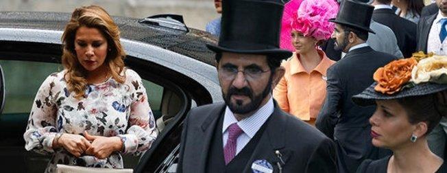 Dubai Şeyhi'nin karısı kaçmıştı! Yasak aşk skandalından sonra şimdi de...