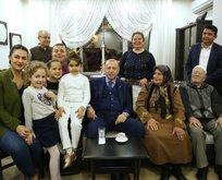 Başkan Erdoğan vatandaşların davetini geri çevirmedi!