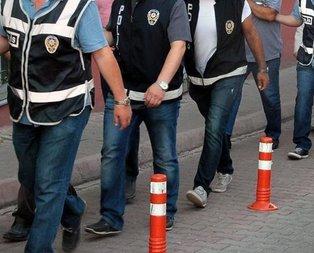 İstanbulda FETÖ operasyonu! Çok sayıda gözaltı var