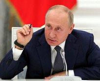 Putin sert çıktı: Odunla mı ısınacaksınız?