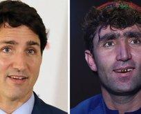 Justin Trudeau'ya rakip çıktı! İşte başbakanın Afgan versiyonu!