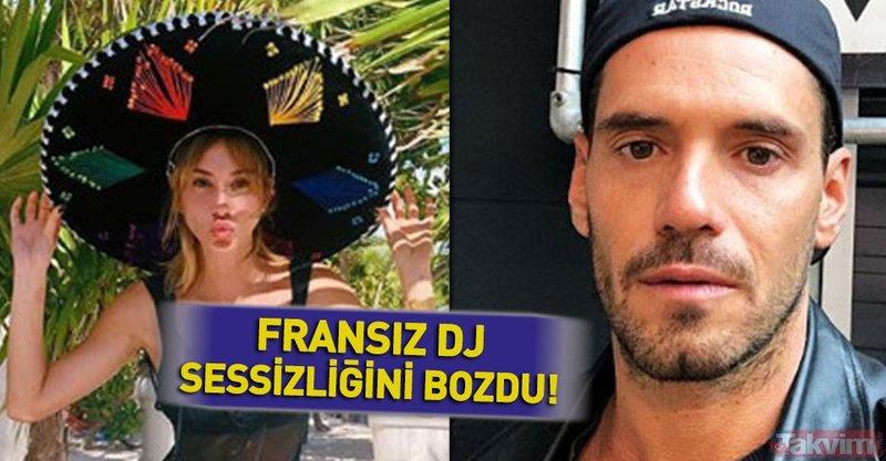 Şeyma Subaşı ile birlikte olduğu iddia edilen Fransız DJ Guido Senia Instagram'dan cevap verdi...