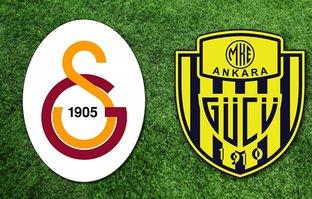 Galatasaray Ankaragücü maçı ne zaman, saat kaçta?