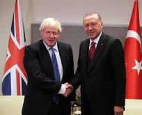 Türkiye-İngiltere ilişkilerinde yeni dönem!