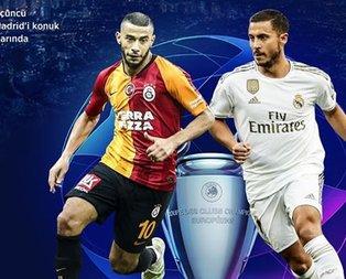 Galatasaray Real Madrid maçı canlı izleme yolları