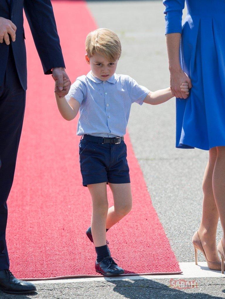 Her ne kadar prens de olsa o bir çocuk!