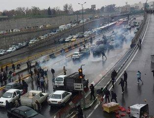 Başkan Erdoğan uyarmıştı! İran karıştı! Protestolar giderek şiddetleniyor