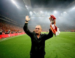 Galatasaray'da şampiyonluk tamam! Sıra transferde... | İşte Fatih Terim'in transfer listesi