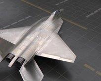 'Milli Muharip Uçak' paylaşımı heyecan yarattı!