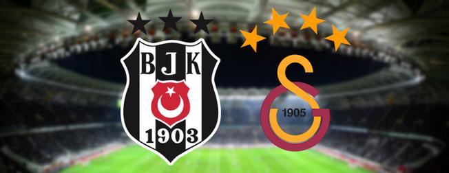 Tarihe damga vuran Beşiktaş-Galatasaray derbileri