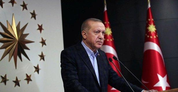 Başkan Erdoğan'dan o çağrıya destek