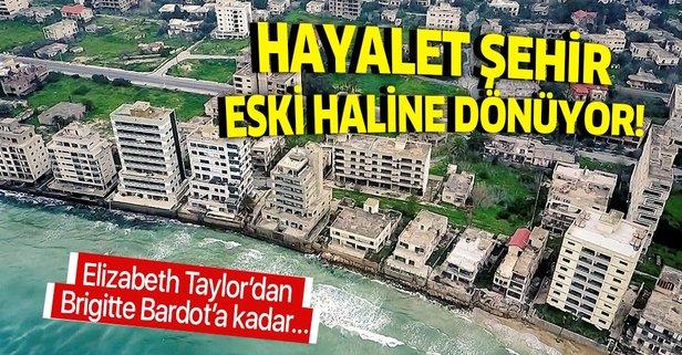 Hayalet Şehir eski haline dönecek!