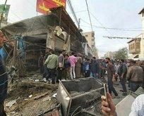 El Bab'ta bombalı saldırı!