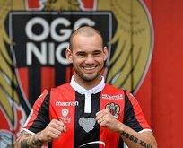 Sneijder'de anlaşma tamam! İşte yeni takımı