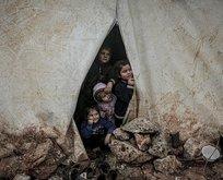 148 bin sivil daha Türkiye sınırında