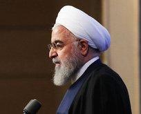 Ruhani: Sağlam bir duruştan başka seçeneğimiz yok