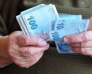 Emekliye yüzde 7.3 zam