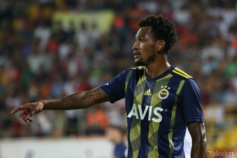 Kanarya Alanya'da dağıldı | Alanyaspor 3-1 Fenerbahçe (Maç sonucu)