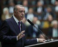 Erdoğan'ın vururuz mesajı dünya basınında!
