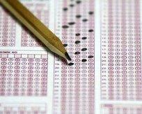 ÖSYM sınav takvimini açıkladı!