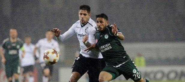 Atiker Konyaspor, Avrupa Ligine veda etti