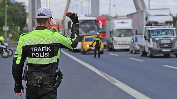 İstanbul'un üç yıllık trafik cezası bilançosu