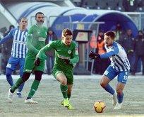 Konya, Erzurum'da 3 puanı kaptı