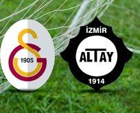 Galatasaray-Altay maçı hangi kanalda?